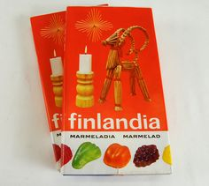 Fazer Finlandia marmeladirasia 1966 - Turun museokeskus Old Toys, My Childhood, Piano, Nostalgia, Old Things, Memories, Graphic Design, Retro, Crafts