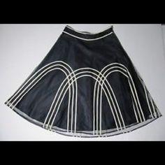 Loft midi Skirt Midi Tutu style skirt. Perfect for the upcoming Holiday Season LOFT Skirts Midi