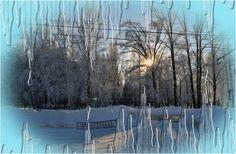 г. Омск, вид во двор - Екатерина Барышникова - Picasa Web Albums