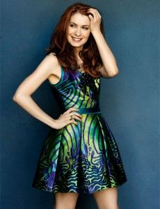 Felicia Day was adorable in Eureka, what do you think about her joining the boys on Supernatural?