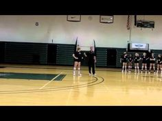 ▶ Art of Coaching Volleyball - Individual Defense (Portland Clinic) - YouTube