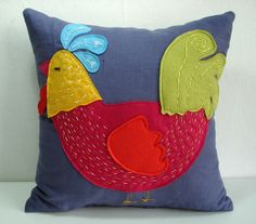 "Rooster! Perfect for my ""neck of the woods"", as I am from ""The Poultry Capital Of The World""!  :)"