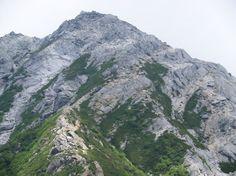 甲斐駒ヶ岳直登り|南アルプス登山ルートガイド。Japan Alps mountain climbing route guide