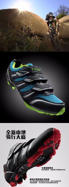 Tiebao Brand Cycling Shoes MTB Calzado Ciclista   Ultralight Mens Breathable Shoes For Racing Zapatos De Ciclismo De Carretera | #CYCLINGSHOES
