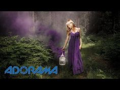 Shooting with Smoke Bombs on Location: Take and Make Great Photography with Gavin Hoey - YouTube