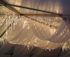 lovely engagement party or reception idea
