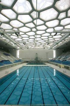 The National Aquatics Center, China