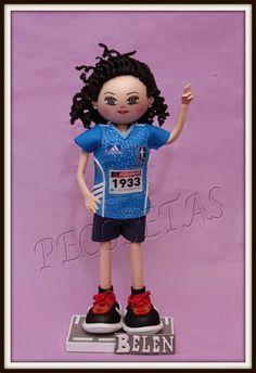 pecosetas: Fofucha deportista -Pecosetas-