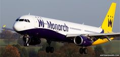Luton-based Monarch airlines face 700 redundancies