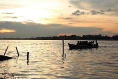 Batanghari river, Jambi - Indonesia  #01