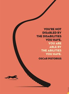 International Day of People with Disability (3rd december)