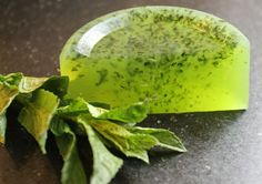 This week's #DIYGiftIdea: Homemade Soap Recipe with Herbs + Citrus   HelloNatural.co