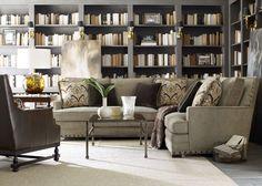 Bernhardt Furniture Company. Debonair Den.