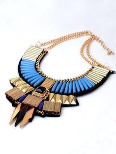 Egyptian Vibe Neckpiece @ INR-1850/- #fashionfiesta