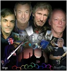 Pink Floyd. Idc if they don't play metal, they're still totally metals
