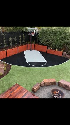 Backyard Playground, Backyard Games, Backyard Projects, Outdoor Projects, Backyard Patio, Backyard Landscaping, Outdoor Decor, Outdoor Gym, Backyard Designs