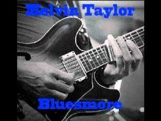 """MELVIN TAYLOR """" Blue jeans blues """" - (1959) - Pendant les années 1980 , il a rejoint Pinetop Perkins et The Blues Band légendaire dans une longue tournée européenne de l' année. Il est retourné plusieurs fois en Europe avec son propre groupe, qui a ouvert pour BB King , Buddy Guy et Santana."""