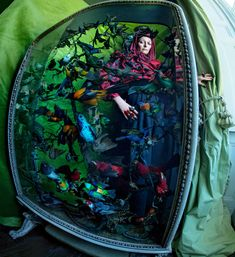 See Tilda Swinton Completely Transformed as Legendary Eccentric Edith Sitwell Photos by Tim Walker Tilda Swinton, Tim Walker Photography, Portrait Photography, Fashion Photography, Glamour Photography, Lifestyle Photography, Editorial Photography, Fantasy Photography, Creative Photography