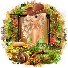 Adrienne´s Designs: Cowgirl/Autumn Magic