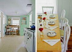 farm house renovation on a tight budget, really nice make over (NY times)