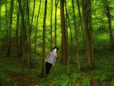 If a mime falls in the forest...