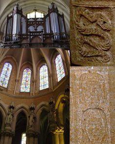 église Notre-Dame de Mazamet. Midi-Pyrénées