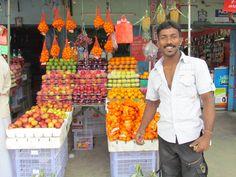 Jaffna market - December 2011
