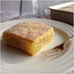 The Game Bird Food Chronicles: Apple Shortcake Squares Tray Bake Recipes, Tart Recipes, Sweet Recipes, Baking Recipes, Kiwi Recipes, Apple Recipes Easy, Apple Dessert Recipes, Apple Ideas, Cookie Desserts