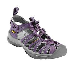 Perfect for hiking or strolling along the beach // KEEN Women's Whisper Sandal. #scheels
