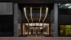 Architectural-The Gloucester, Hong Kong | AB Concept | Storytellers of Space