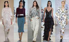 NY Fashion Report: Αυτά είναι τα τέσσερα καλύτερα catwalks