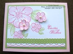 Simply Simple Stamping - Part 18