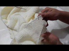 EKSİLTMELİ SELANİK BEBEK BATTANİYE TARİFİ | Nazarca.com Crochet Blanket Patterns, Baby Knitting Patterns, Baby Blanket Crochet, Knitting Videos, Knitting Charts, Kids And Parenting, Arm Warmers, Diy And Crafts, Blog