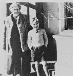 Agata Cristhie and son