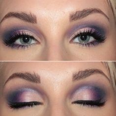 Purple - someone do this for me everyday!