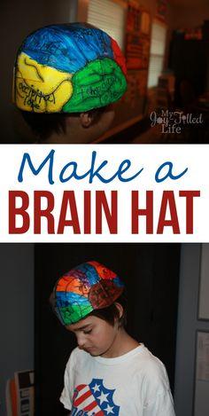 Make a Brain Hat