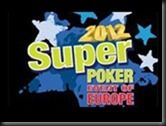 The 2012 Super Poker Event of Europe is coming.  GET 8 DOLLARS FREE, no deposit needed, no credit card required.  Use your FREE EIGHT DOLLARS to play poker or even to qualify for the 2012 Super Poker Event of Europe!