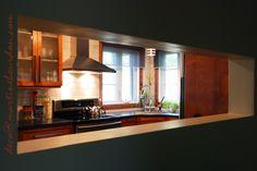 passe plat fen tre marque baudisson am nagement pinterest aix en provence cuisine and. Black Bedroom Furniture Sets. Home Design Ideas