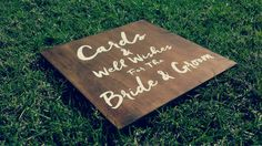 This item is unavailable Gift Table Wedding, Wooden Signs, Wedding Signs, Wedding Events, My Etsy Shop, Rustic, Bride, Awesome, Check
