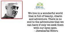 #idealcollege #quotes
