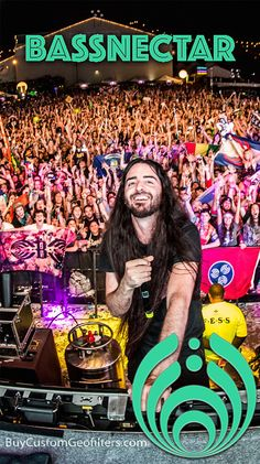 Big shout-out to the legendary Bassnectar!  We had an absolute blast creating your custom Snapchat Geofilter for #EuphoriaFest2016!  #BuyCustomGeofilters