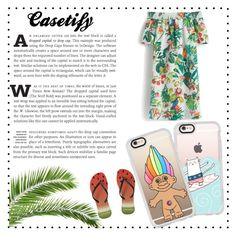 """Casetify"" by irmica-831 ❤ liked on Polyvore featuring Casetify and J.Crew"