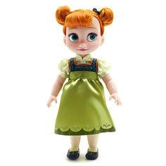 Anna from Frozen Toddler Doll