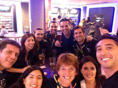 La alegría de ser finalista del Maratón de New York es la protagonista de la fiesta de Skechers hoy en Manhattan. Nuestros socios felices disfrutando de la celebración en el Show Room de nuestro auspiciador en Estados Unidos.