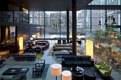 Conservatorium Hotel   Hotel Lobby   FATHOM