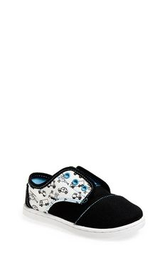 58037953543 TOMS  Paseo Tiny - Canvas  Sneaker (Baby