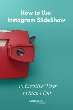 Share Your Brand Story with Instagram Slideshow - Here's 10 Creative Ways to Get Started #instagrammarketing #instagrammarketingideas #instagrammarketingtips