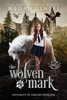 The Wolven Mark: A Paranormal Fantasy Fae Academy Shifter Romance (Hidden Legends: University of Sorcery Book Fantasy Books To Read, Fantasy Book Covers, Best Books To Read, Ya Books, Book Club Books, Book Nerd, Good Books, Wattpad Book Covers, Wattpad Books