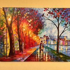 Foto van Koper Jenna Ward die dit item heeft beoordeeld met de Etsy app for iPhone. Forest Painting, Autumn Painting, Oil Painting On Canvas, Painting Prints, Canvas Wall Art, Landscape Art, Landscape Paintings, Oil Pastel Art, Art Pictures