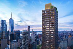 One World Trade Center, David Adjaye, Skyscraper New York, Williams Street, Tower Design, Design Art, Condo Design, Design Homes, Interior Design